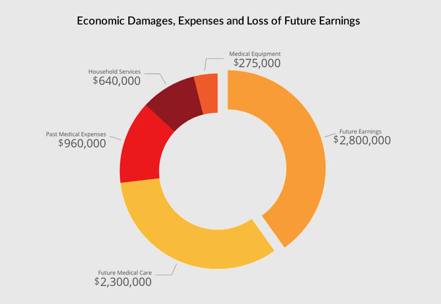 Economic Damages for Catastrophic Injuries